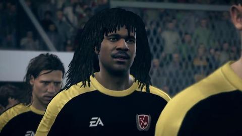 Fifa 14 - Trailer (Ultimate Team Legends, GC 2013)