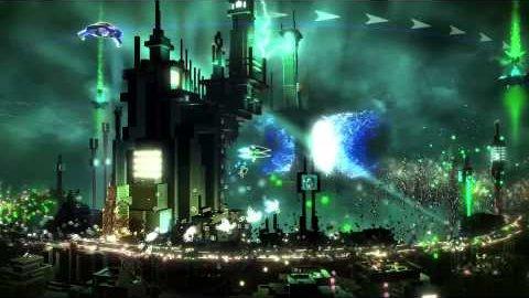 Resogun für Playstation 4- Trailer (Gamescom 2013)