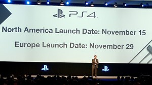 Andrew House nennt den Starttermin der Playstation 4