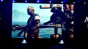 Assassin's Creed 4 Black Flag - Live-Demo (PS4, PSVita)