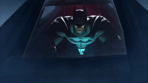 Batman Arkham Origins - Trailer (Nowhere to Run)