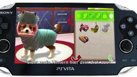 Playstation Pets für Vita - Trailer (Gamescom 2013)