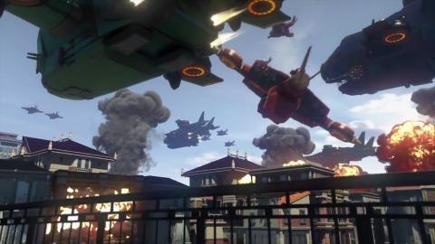Knack - Trailer (Gameplay, Gamescom 2013)