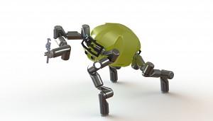 Robosimian - JPL (Herstellervideo)