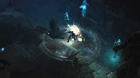 Diablo 3 Reaper of Souls - Gameplay-Trailer (GC 2013)