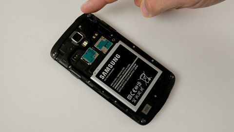 Samsung Galaxy S4 Active - Test