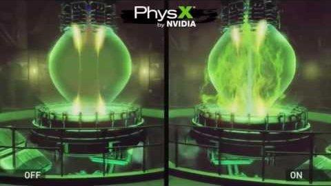 Nvidia über PhysX in The Bureau Xcom Declassified