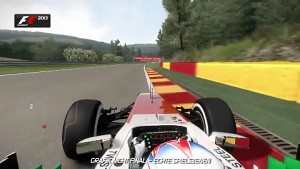 F1 2013 - Gameplay-Demo (Spa-Francorchamps)