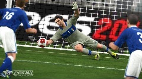 Pro Evolution Soccer 2014 - Trailer (Torhüter Tutorial)