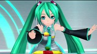 Hatsune Miku Project DIVA F - Trailer (Launch)