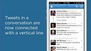 Neuer Look für Twitter-Unterhaltungen - Trailer