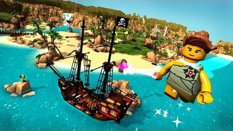 Lego Minifigures Online - Trailer (Debut)