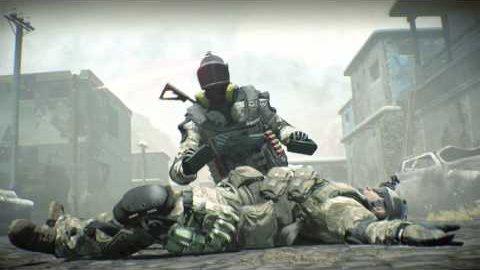 Warface von Crytek - Trailer (Xbox 360)