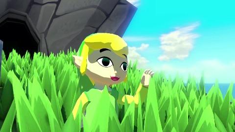 Zelda The Wind Waker HD - Trailer (Die Geschichte)