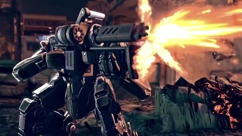 Xcom Enemy Within - Trailer (War Machines)