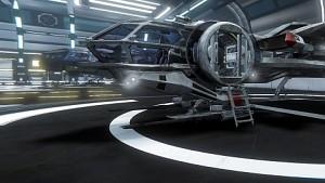 Star Citizen - Pre-Alpha des Hangar-Moduls ausprobiert