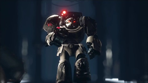 Space Hulk Deathwing - Teaser (Cinematic)
