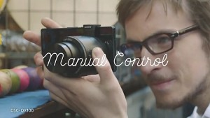 Sony QX10, QX100 - Promovideo (Leak)