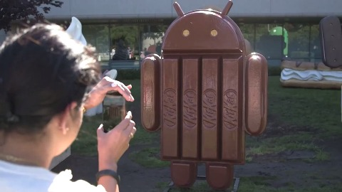 Android Kitkat - Trailer