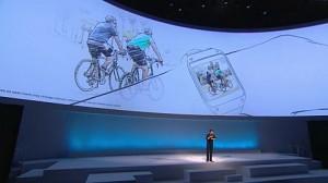 Samsung stellt Galaxy Gear vor (Ifa 2013)