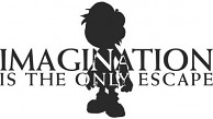 Imagination Is The Only Escape - Luc Bernard
