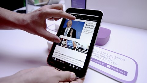 Toshiba Encore Tablet - Hands on (Ifa 2013)