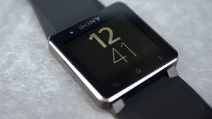Sony Smartwatch 2 - Hands on (Ifa 2013)