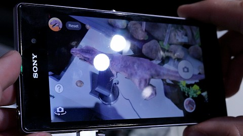 Sony Xperia Z1 - Hands on (Ifa 2013)