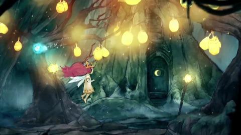 Child of Light - Trailer (Beware of the Night)