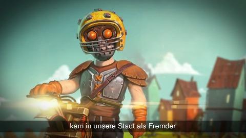 Trials Frontier - Trailer (Debut, Gameplay)