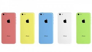 Apple zeigt das iPhone 5C