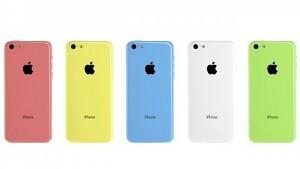 Apple zeigt das iPhone 5C