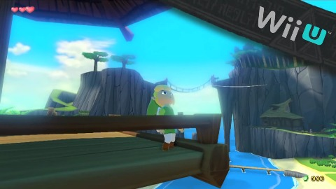 Zelda Wind Waker HD - Trailer (Launch)