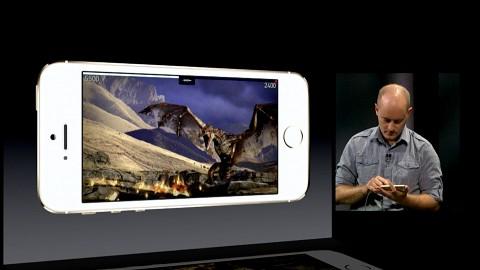 Infinity Blade 3 Reborn auf der Apple Keynote