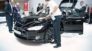 Jochen Rudat über Tesla Motors - Interview (IAA 2013)