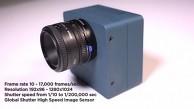 Edgertronic - Videokamera mit über 17.000 fps