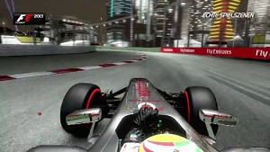 F1 2013 - Gameplay-Demo (Singapur)