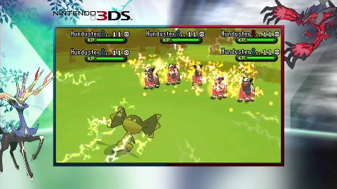 Pokémon X und Y für 3DS - Trailer (Spielfunktionen)