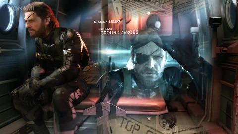 Metal Gear Solid Phantom Pain - Gameplay-Demo (jap.)
