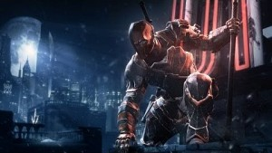 Batman Arkham Origins - Trailer (Deathstroke-DLC)