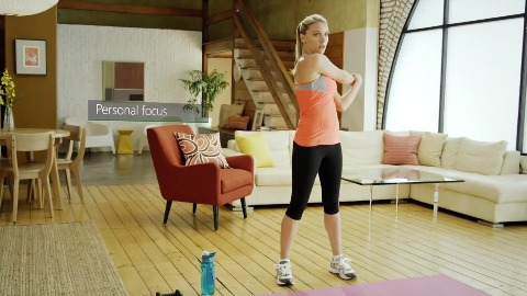 Xbox Fitness - Trailer (Debut)