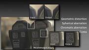 HQ Computational Imaging Through Simple Lenses