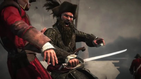 Assassin's Creed 4 Black Flag - Trailer (Piratenraubzug)
