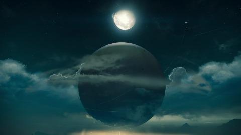 Destiny - Trailer (Der Mond)