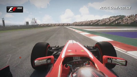 F1 2013 - Gameplay-Demo (Südkorea)