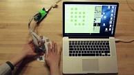 Schneidbare Multitouch-Sensoren
