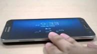 Samsung Galaxy Round - Roll Effect