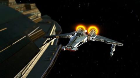 Star Wars The Old Republic - Trailer (Weltraumschlachten)