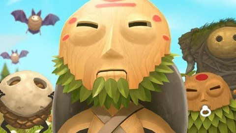 Pixeljunk Monsters HD für den PC - Trailer
