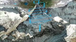 Drohnen am Matterhorn - Sensefly